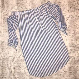 Old Navy- Off the Shoulder Dress